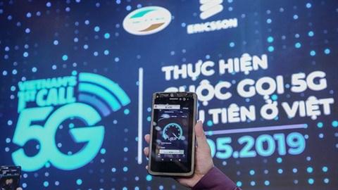 Telecommunications : Preparatifs pour les services 5G hinh anh 1