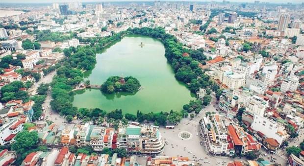 Hanoi – la ville pour la paix hinh anh 1