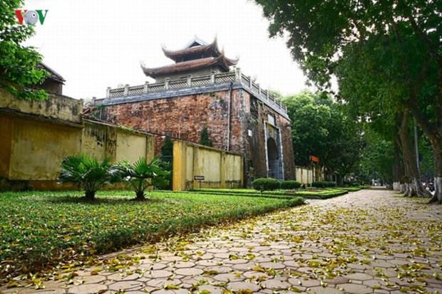Hanoi – la ville pour la paix hinh anh 3