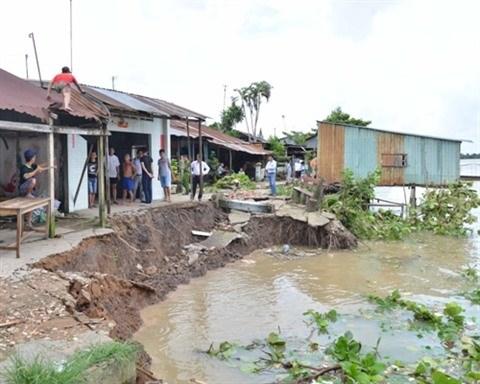 Le delta du Mekong a l'epreuve du changement climatique hinh anh 3
