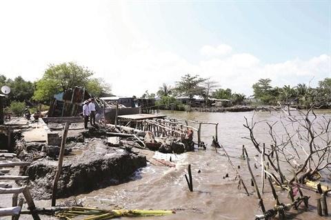 Le delta du Mekong a l'epreuve du changement climatique hinh anh 1