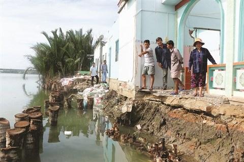 Delta du Mekong : La lutte est en marche contre le changement climatique hinh anh 1