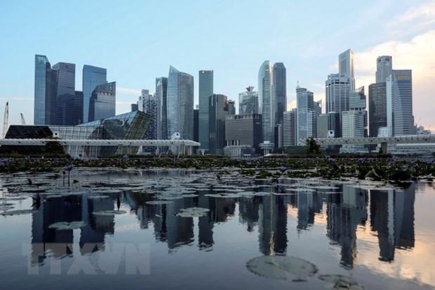 La croissance singapourienne montre des signes de ralentissement hinh anh 1
