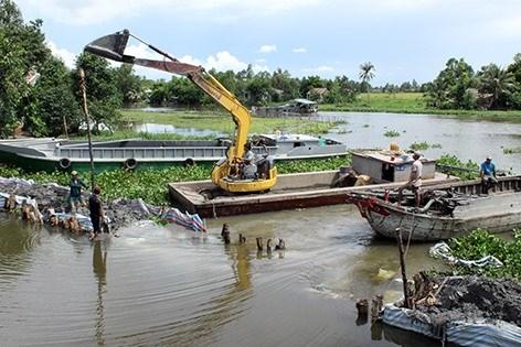 Delta du Mekong : La lutte est en marche contre le changement climatique hinh anh 3