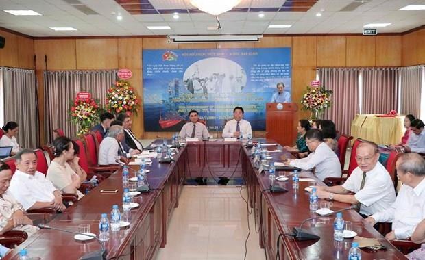 Celebration du 60e anniversaire de la visite du president Ho Chi Minh en Azerbaidjan hinh anh 1