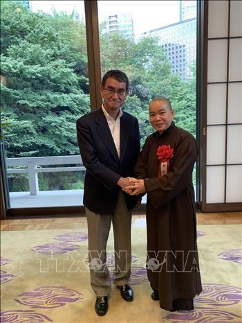 Honorer les individus et organisations ayant contribue aux relations Vietnam-Japon hinh anh 1