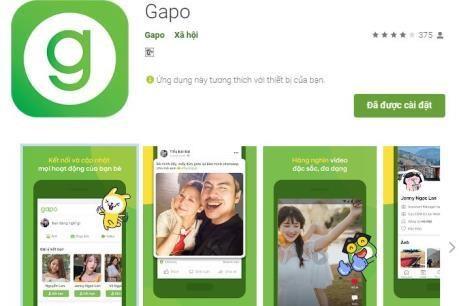 Gapo, le nouveau reseau social vietnamien, rendu public hinh anh 1