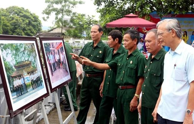Exposition sur Hoang Sa et Truong Sa a Thai Nguyen hinh anh 1