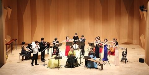 Festival ''Melodie d'automne'' 2019 a Ho Chi Minh-Ville hinh anh 1