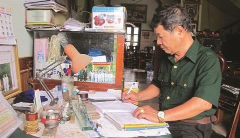 Dang Ngoc Toan, invalide de guerre et mecanicien devoue hinh anh 1