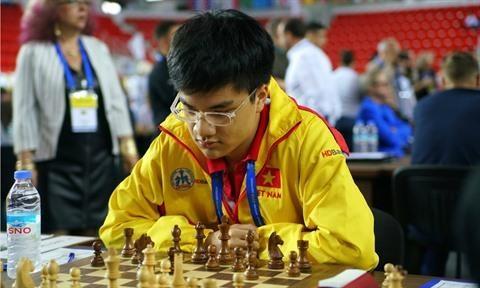 Championnat d'Asie d'echecs: Nguyen Anh Khoi fait cavalier seul hinh anh 1