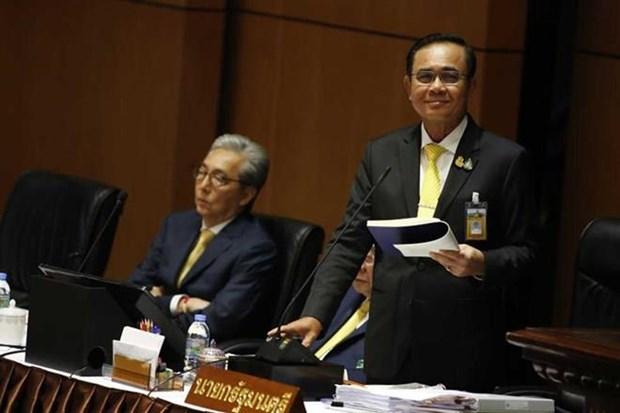 Thailande : Le Premier ministre promet de faire avancer le pays hinh anh 1