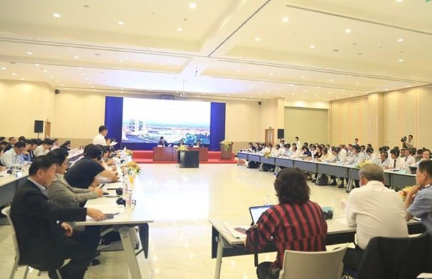 Binh Duong s'engage a degager des obstacles des entreprises sud-coreennes hinh anh 1