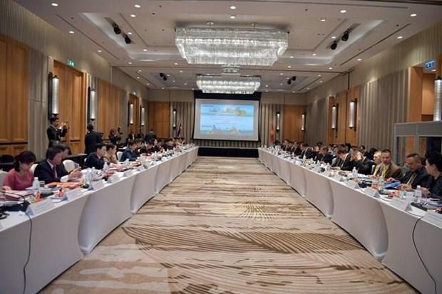 Le Vietnam et la Thailande intensifient leur cooperation politique et securitaire hinh anh 1