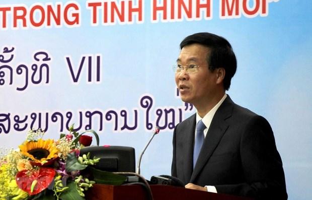 L'edification du Parti sain et puissant dans le nouveau contexte hinh anh 1