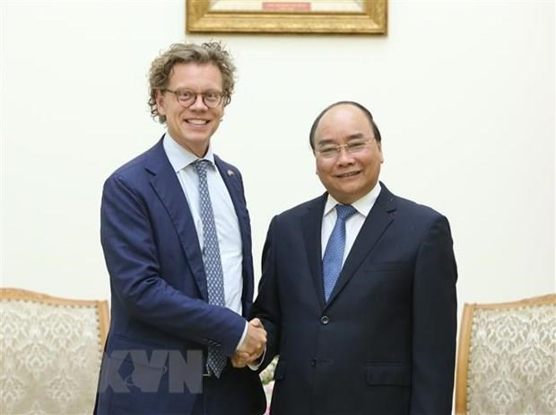Le Vietnam souhaite renforcer ses liens avec la Suede hinh anh 1