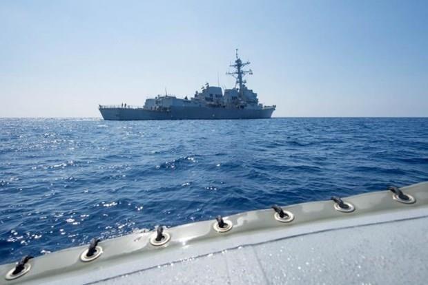 Des experts s'inquietent de la situation en Mer Orientale hinh anh 1