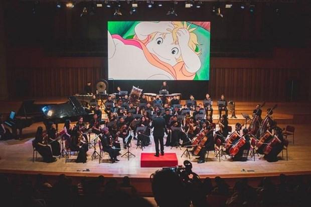 Les bonnes notes de Concert of Childhood Memory hinh anh 1