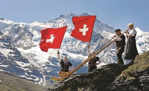 Suisse: le cœur de l'Europe, le cœur du tourisme hinh anh 2