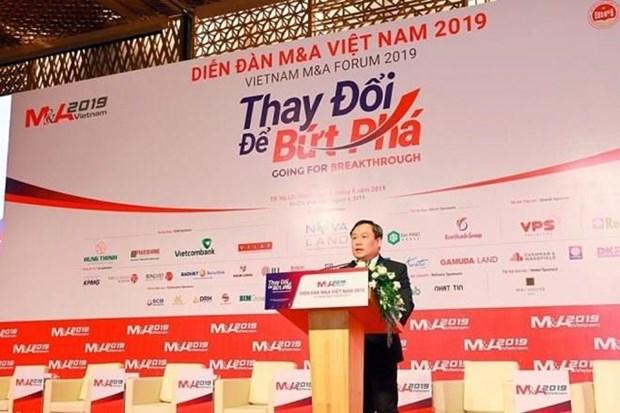 L'actionnarisation des entreprises etatiques dope le marche des M&A hinh anh 1