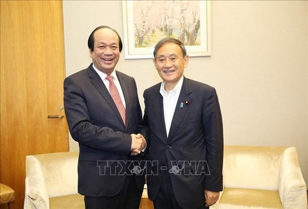 Le Japon aide le Vietnam a mettre en place l'e-gouvernement hinh anh 1
