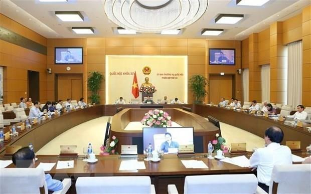 Le Comite permanent de l'AN surveille la mise en œuvre des accords de libre-echange hinh anh 1