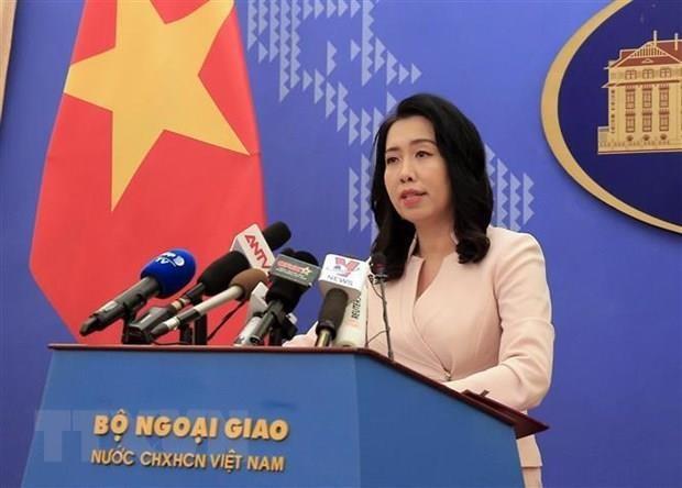 Le groupe de navires chinois Haiyang Dizhi 8 arrete ses etudes geologiques dans les eaux vietnamiennes hinh anh 1