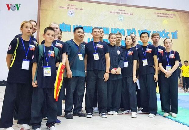 Le 2e Festival international des arts martiaux commence a Binh Dinh hinh anh 2