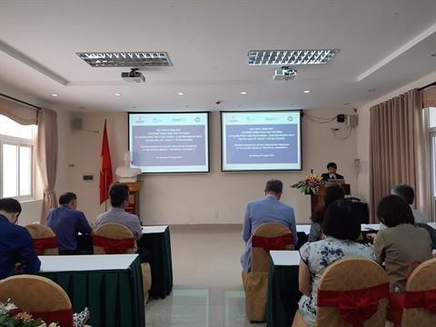 Hai Duong: remise du diplome universitaire d'ergotherapie hinh anh 4