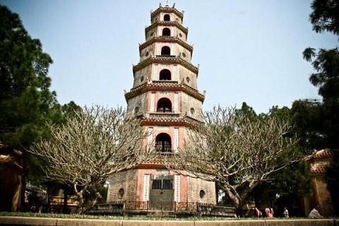 Thien Mu - pagode de la Dame celeste hinh anh 3