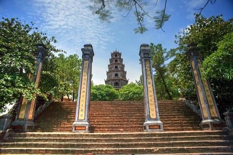 Thien Mu - pagode de la Dame celeste hinh anh 1