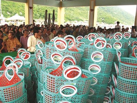 Dans le Centre, Cu Lao Cham fait murir les idees vertes hinh anh 2