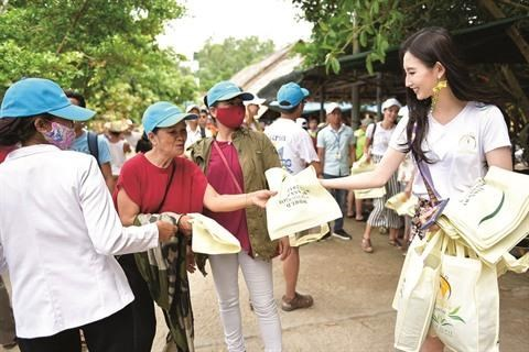 Dans le Centre, Cu Lao Cham fait murir les idees vertes hinh anh 1