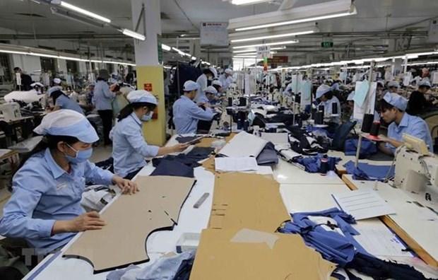 Les exportations de vetements-textile et de chaussures en cuir en hausse de 10,5% hinh anh 1