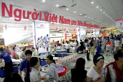 """Les consommateurs privilegient le """"made in Vietnam"""" pour leurs achats hinh anh 1"""