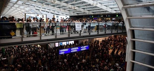 Vietjet annule des vols a destination/en provenance de Hong Kong hinh anh 1