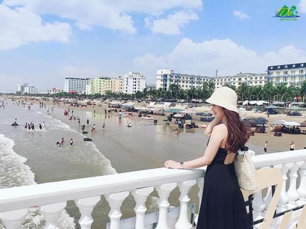 Cap sur la mer de Hai Tien, une destination qui monte hinh anh 2