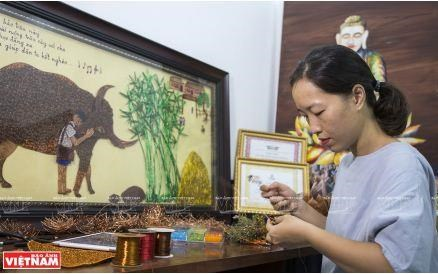 Nguyen Nhat Minh Phuong, l'art et la maniere hinh anh 1