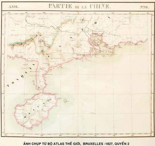 La souverainete maritime du Vietnam a la lumiere des documents historiques hinh anh 6