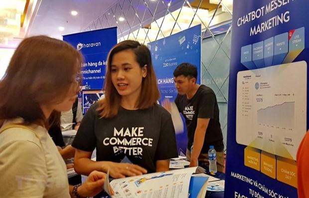 Le forum de marketing en ligne du Vietnam de 2019 hinh anh 1