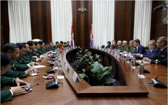 La Russie et le Vietnam renforcent leur cooperation en matiere de defense hinh anh 3
