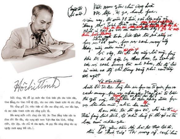 L'humanisme dans le testament de Ho Chi Minh hinh anh 1