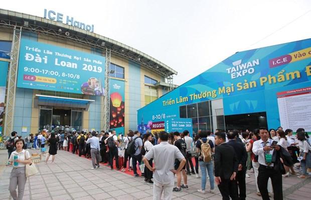 Le Vietnam attire de plus en plus d'investisseurs taiwanais hinh anh 1