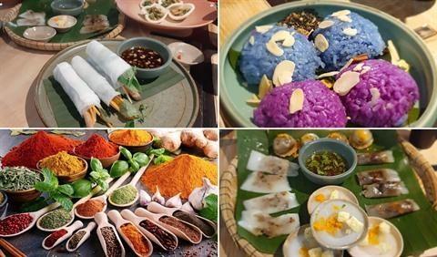 La fete Vu Lan, le rendez-vous des vegetariens hinh anh 1