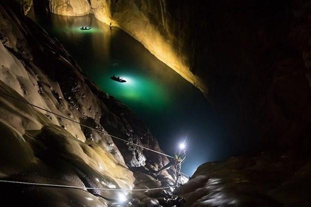 La grotte de Son Doong, une des premieres destinations de grandes aventures du monde hinh anh 1