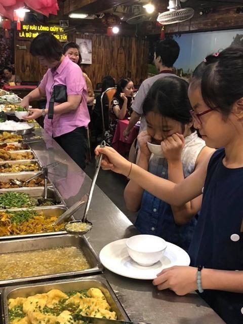 La fete Vu Lan, le rendez-vous des vegetariens hinh anh 2