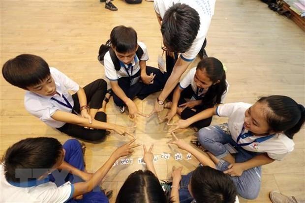Le 6e forum national de l'enfance : pour que les enfants soient vraiment entendus hinh anh 1