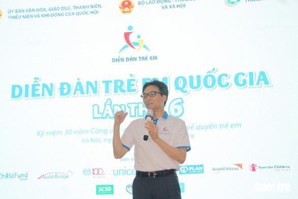 Le 6e forum national de l'enfance : pour que les enfants soient vraiment entendus hinh anh 2