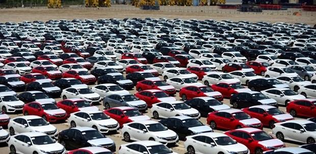 Le Vietnam importe pour plus de 4,3 mds de dollars d'automobiles et composants hinh anh 1