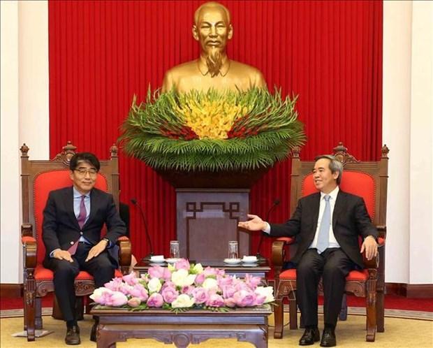 Promotion des relations de cooperation efficace entre le Vietnam et l'OIT hinh anh 1